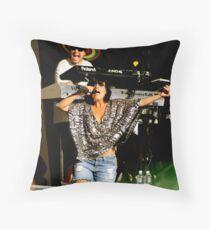 Lily Allen Throw Pillow