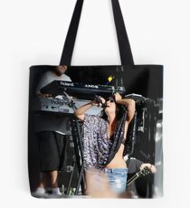 Lily Allen, Too darn hot! Tote Bag