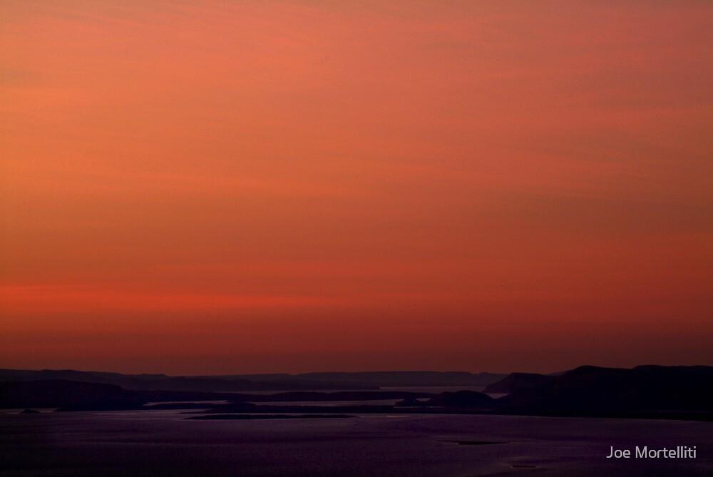 Colours of Cambridge Gulf  by Joe Mortelliti
