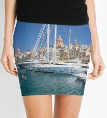 Malta: Vittoriosa Yacht Marina Mini Skirt