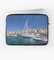 Malta: Vittoriosa Yacht Marina Laptop Sleeve