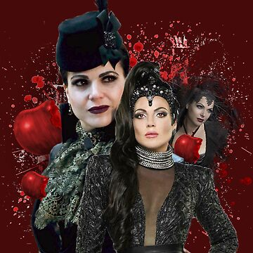 Evil Queen  by JaimeMAddicted