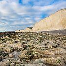 Birling Gap by Dave Hare