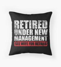 Retirement hobbies Floor Pillow
