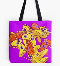 Video Game Still Life Tote Bag