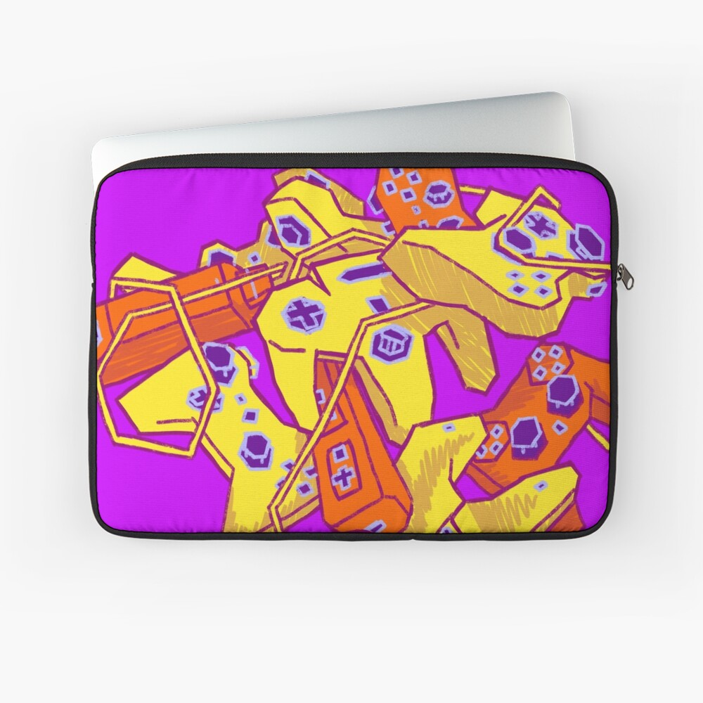 Video Game Still Life Laptop Sleeve