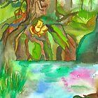 Cunning Old Bay Willow  by Niina Niskanen
