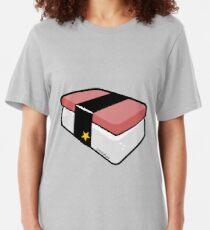 Spam Musubi - Eats of Asia Slim Fit T-Shirt