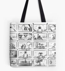 Wand-E-Storyboard Tote Bag