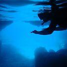 Blue Cave diving Vanuatu 2 by frenzix