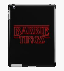 Stranger Things Barbie Tingz Nicki Minaj iPad Case/Skin