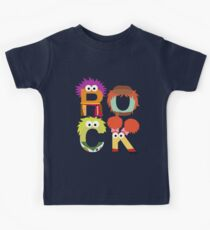 "A Fraggle ""ROCK"" Kids Tee"