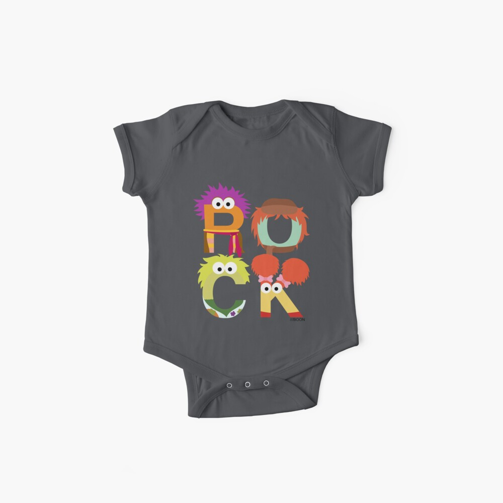 "A Fraggle ""ROCK"" Baby One-Piece"