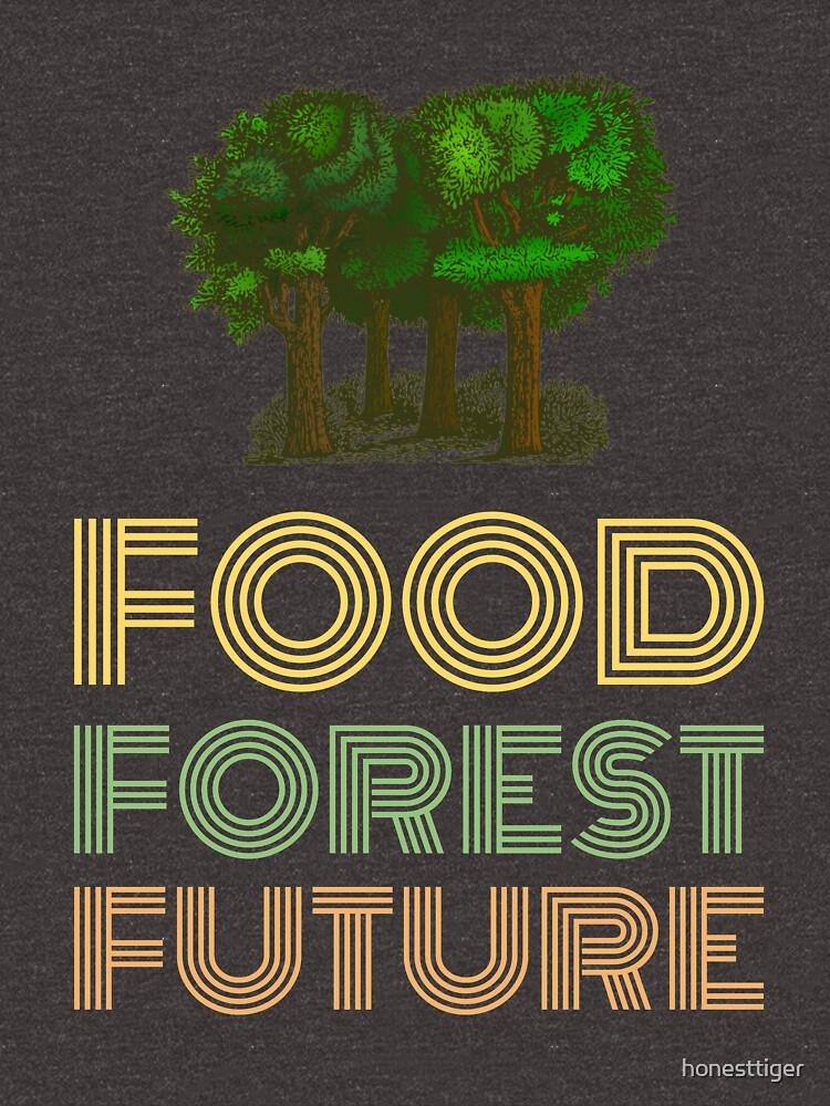 Food Forest Future von honesttiger