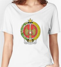 Coat of Arms of Yogyakarta Women's Relaxed Fit T-Shirt