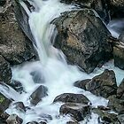 Merced Cascade on the John Muir Trail by TonyCrehan