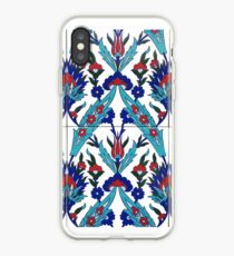 Turkish Iznik Floral Pattern iPhone Case