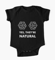 D20 Yes They're Natural Kids Clothes