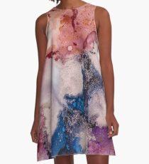 Ink 01 A-Linien Kleid