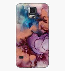 Ink 03 Hülle & Klebefolie für Samsung Galaxy