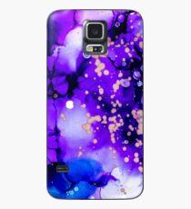 Ink 05 Hülle & Klebefolie für Samsung Galaxy