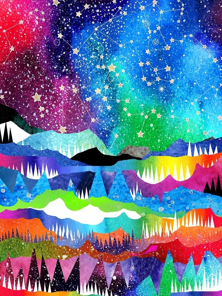 Winter Constellations by emmaallardsmith