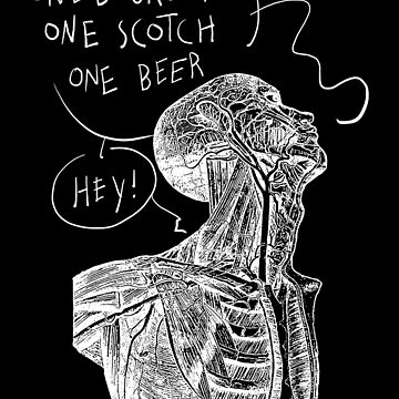 One bourbon, one scotch, one beer - drinking, drink, alcohol - Blues Lyrics by carlosafmarques