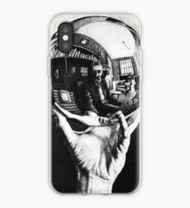 M.C. Escher Selfie iPhone-Hülle & Cover