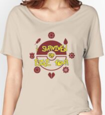 I Survived the Elite Four Women's Relaxed Fit T-Shirt