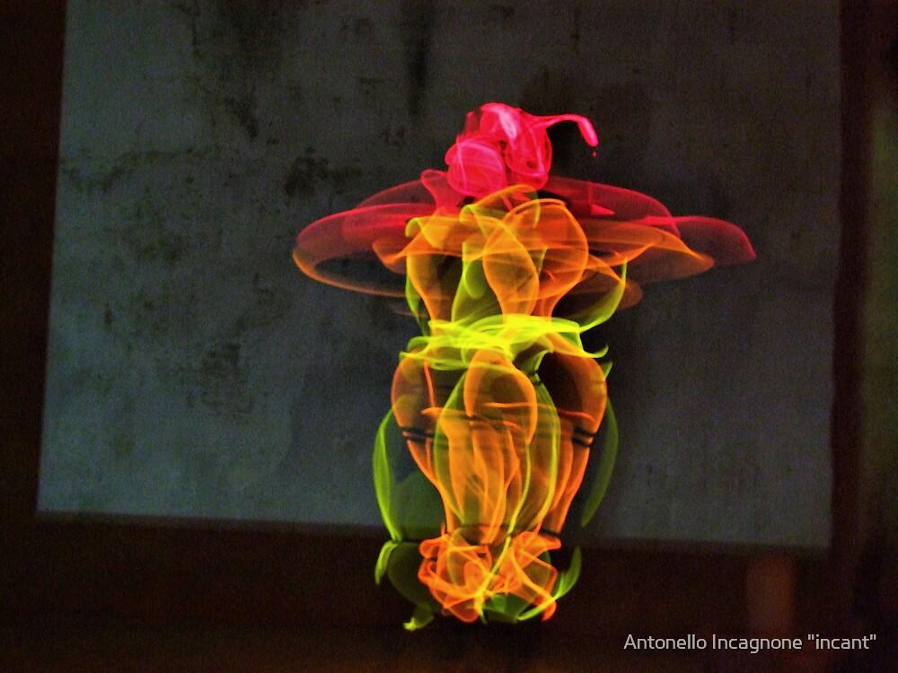 "light vortex by Antonello Incagnone ""incant"""