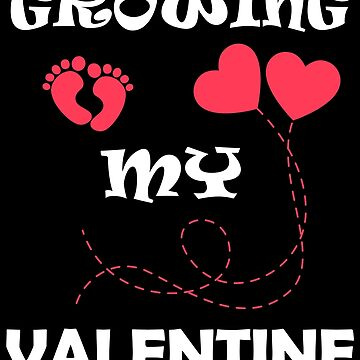 Growing My Valentine For Wife by AYmanee