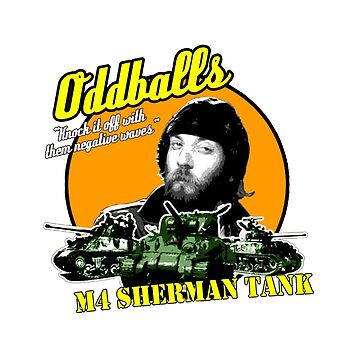 Oddball [Kelly's Heroes] [Sherman] [Negative Waves] by General-Rascal
