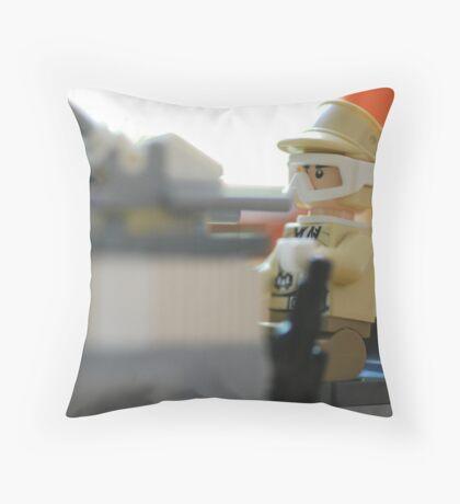 Chk Chk... BOOM!!! Throw Pillow