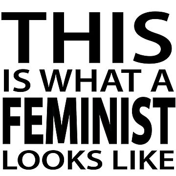 Feminist Declaration by morethanno