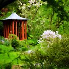 An Enchanted Garden by Monica M. Scanlan