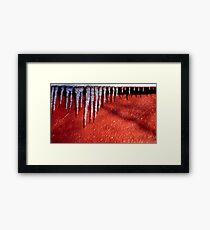 Hanging Out   Nature Framed Print