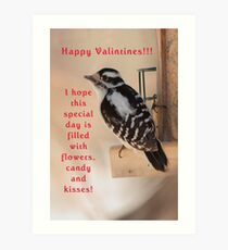 Happy Valintines Day!!! Art Print
