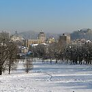 White Ljubljana by Katarina Kuhar