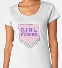 Girl Power Women's Premium T-Shirt