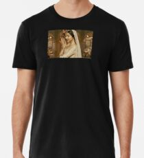 Deepika Padukone Bollywood Bajirao Mastani Tshirt Men's Premium T-Shirt