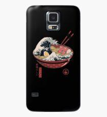 Great Ramen Wave Case/Skin for Samsung Galaxy