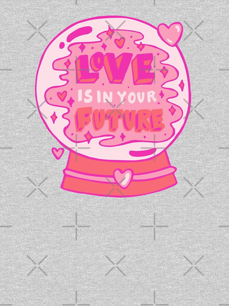 Love is in your future by doodlebymeg