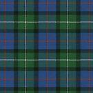 MacPhail Hunting Original Scottish Tartan by Vickie Emms