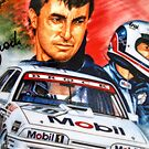 Peter Brock 052 by kevin Chippindall