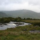 River Bend on the Isle of Mull by Bernadette Watts
