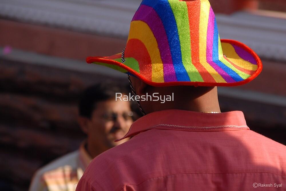 THE HAT by RakeshSyal
