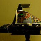 Computer Boat Computer by Bjondon