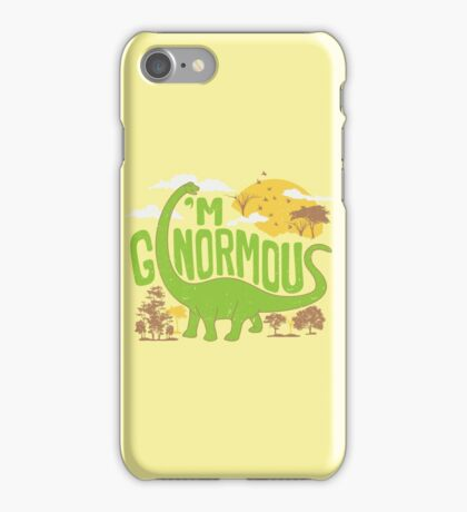 Ginormous iPhone Case/Skin