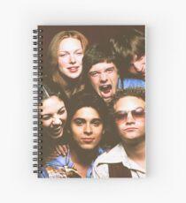 Cuaderno de espiral Ese reparto de los años 70