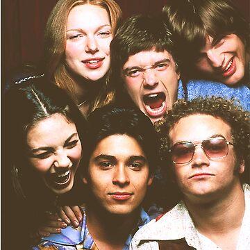 That '70s Show Cast by KangarooZach41